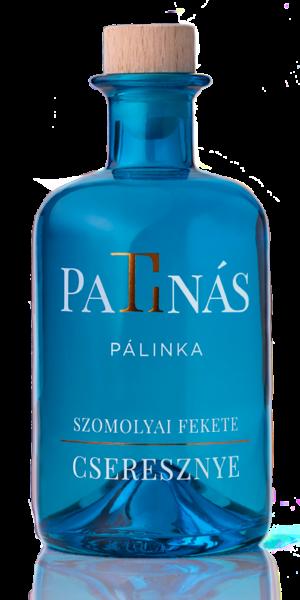 Patinás Pálinka: Szomolyai Fekete-cseresznyepálinka